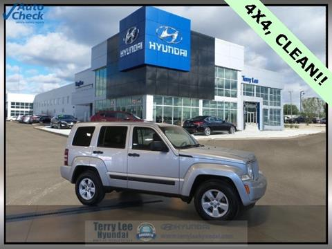 2011 Jeep Liberty for sale in Noblesville, IN
