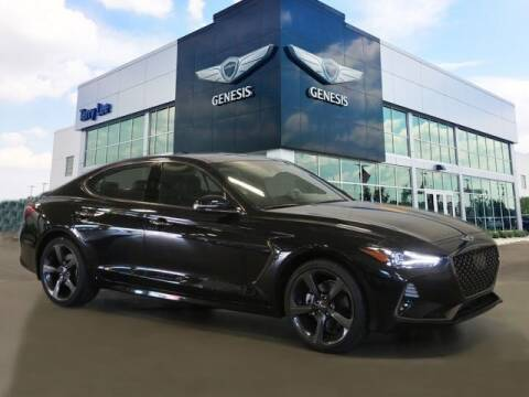 2019 Genesis G70 for sale at Terry Lee Hyundai in Noblesville IN
