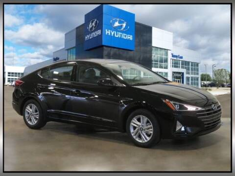 2020 Hyundai Elantra for sale at Terry Lee Hyundai in Noblesville IN