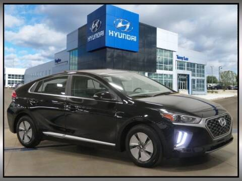 2020 Hyundai Ioniq Hybrid for sale at Terry Lee Hyundai in Noblesville IN
