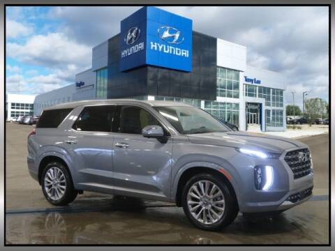 2020 Hyundai Palisade for sale at Terry Lee Hyundai in Noblesville IN