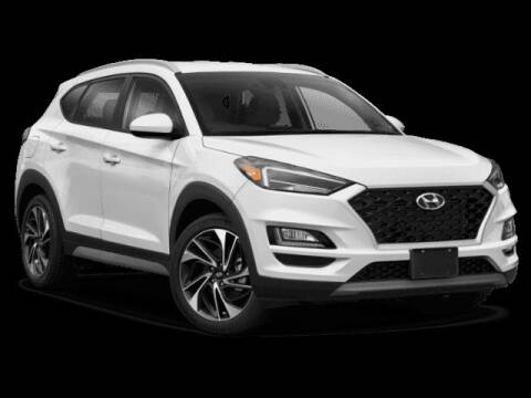 2020 Hyundai Tucson Sport for sale at Terry Lee Hyundai in Noblesville IN
