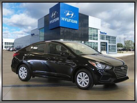 2020 Hyundai Accent for sale at Terry Lee Hyundai in Noblesville IN