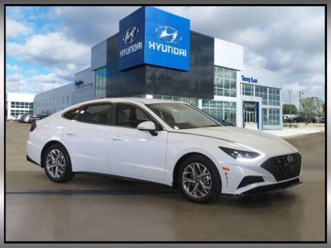 2020 Hyundai Sonata for sale at Terry Lee Hyundai in Noblesville IN