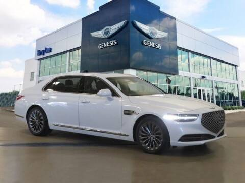 2020 Genesis G90 for sale at Terry Lee Hyundai in Noblesville IN
