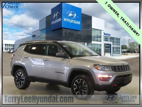 2019 Jeep Compass for sale at Terry Lee Hyundai in Noblesville IN