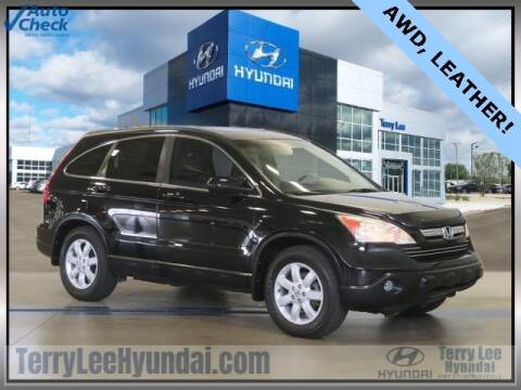 2009 Honda CR-V for sale at Terry Lee Hyundai in Noblesville IN