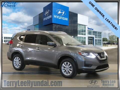 2017 Nissan Rogue for sale at Terry Lee Hyundai in Noblesville IN