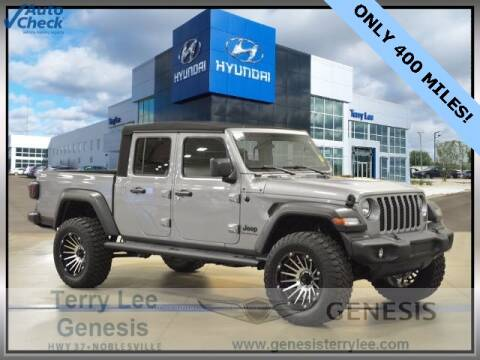 2020 Jeep Gladiator for sale at Terry Lee Hyundai in Noblesville IN