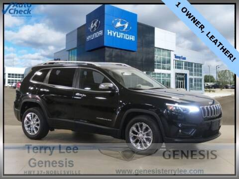 2019 Jeep Cherokee for sale at Terry Lee Hyundai in Noblesville IN