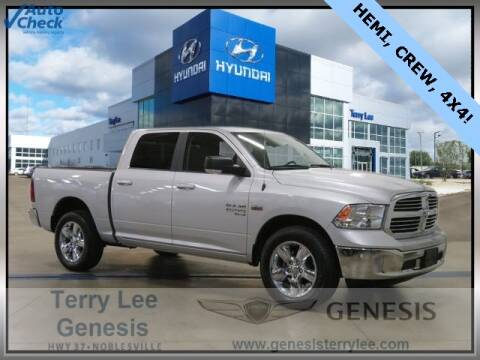 2019 RAM Ram Pickup 1500 Classic for sale at Terry Lee Hyundai in Noblesville IN
