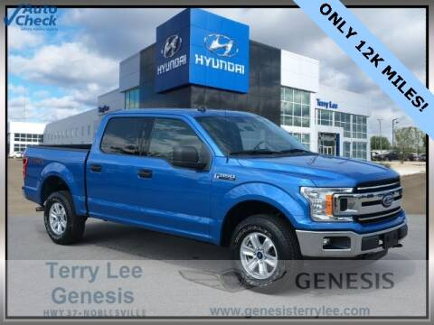 2020 Ford F-150 for sale at Terry Lee Hyundai in Noblesville IN