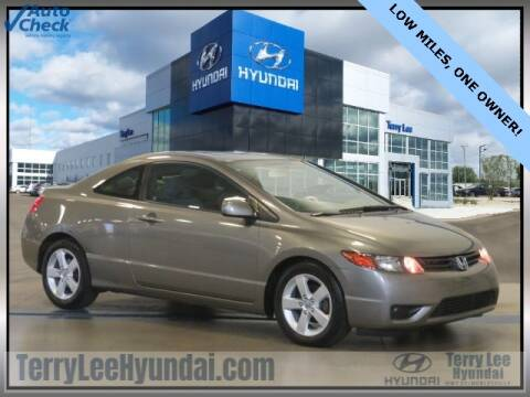 2008 Honda Civic for sale at Terry Lee Hyundai in Noblesville IN