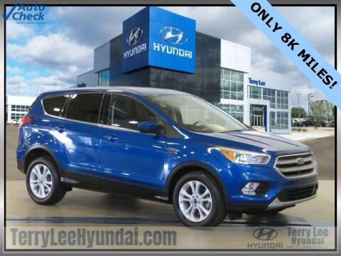 2017 Ford Escape for sale at Terry Lee Hyundai in Noblesville IN