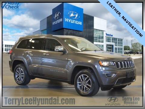 2019 Jeep Grand Cherokee for sale at Terry Lee Hyundai in Noblesville IN