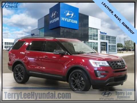 2017 Ford Explorer for sale at Terry Lee Hyundai in Noblesville IN