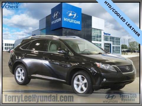 2012 Lexus RX 350 for sale at Terry Lee Hyundai in Noblesville IN