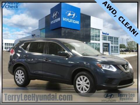 2016 Nissan Rogue for sale at Terry Lee Hyundai in Noblesville IN