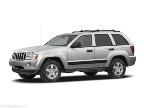 2006 Jeep Grand Cherokee for sale at Terry Lee Hyundai in Noblesville IN