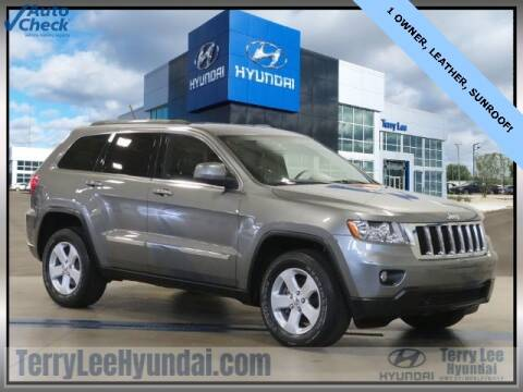 2013 Jeep Grand Cherokee for sale at Terry Lee Hyundai in Noblesville IN