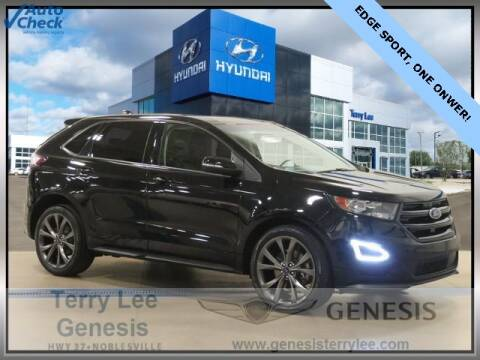 2017 Ford Edge for sale at Terry Lee Hyundai in Noblesville IN