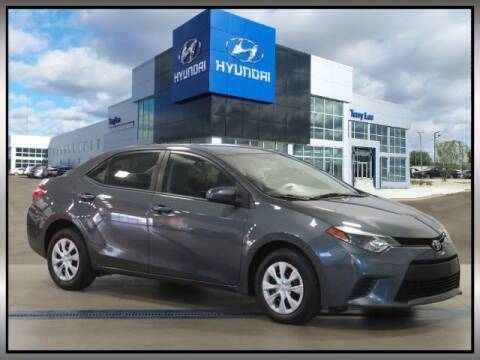 2015 Toyota Corolla for sale at Terry Lee Hyundai in Noblesville IN