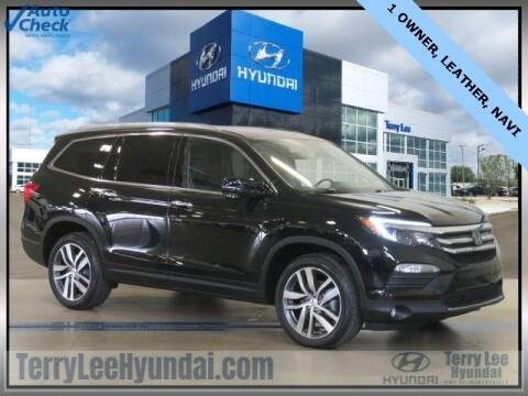 2017 Honda Pilot for sale at Terry Lee Hyundai in Noblesville IN