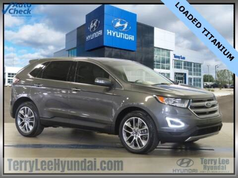 2016 Ford Edge for sale at Terry Lee Hyundai in Noblesville IN