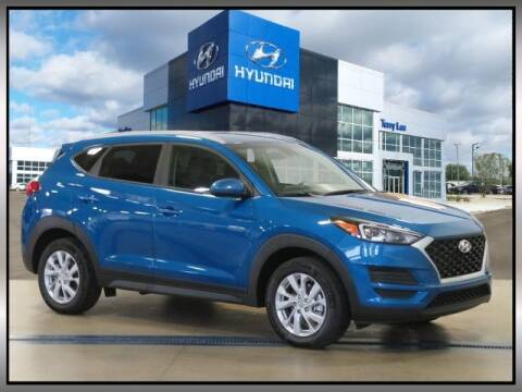 2021 Hyundai Tucson for sale at Terry Lee Hyundai in Noblesville IN