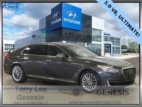 2017 Genesis G90 for sale at Terry Lee Hyundai in Noblesville IN