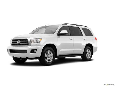 2014 Toyota Sequoia for sale at Terry Lee Hyundai in Noblesville IN