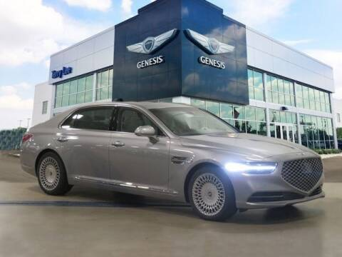 2021 Genesis G90 for sale at Terry Lee Hyundai in Noblesville IN