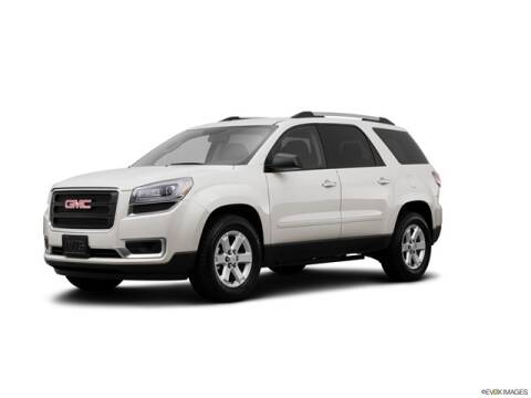 2014 GMC Acadia for sale at Terry Lee Hyundai in Noblesville IN