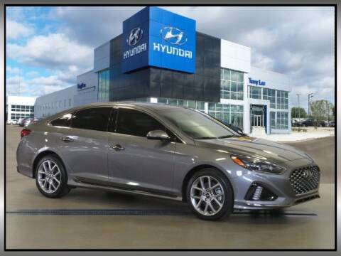 2019 Hyundai Sonata for sale at Terry Lee Hyundai in Noblesville IN