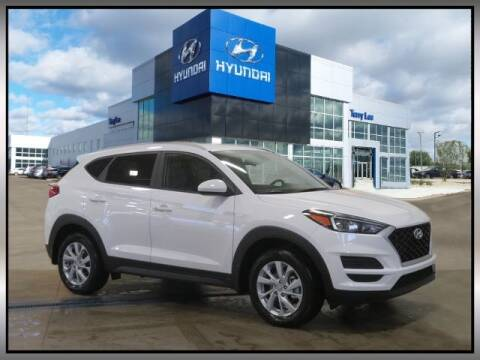 2020 Hyundai Tucson for sale at Terry Lee Hyundai in Noblesville IN
