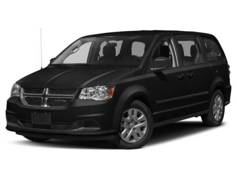 2018 Dodge Grand Caravan for sale at Terry Lee Hyundai in Noblesville IN