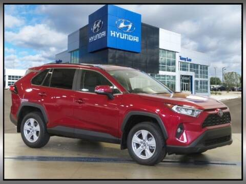 2019 Toyota RAV4 for sale at Terry Lee Hyundai in Noblesville IN