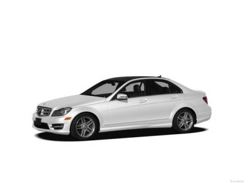 2012 Mercedes-Benz C-Class for sale at Terry Lee Hyundai in Noblesville IN