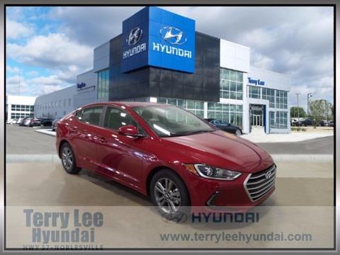2017 Hyundai Elantra for sale in Noblesville, IN