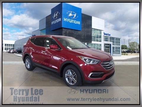 2017 Hyundai Santa Fe Sport for sale in Noblesville, IN
