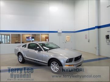 2005 Ford Mustang for sale in Noblesville, IN