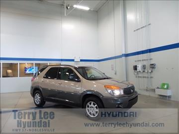 2003 Buick Rendezvous for sale in Noblesville, IN