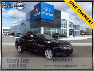 2011 Ford Fusion for sale in Noblesville, IN