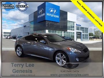 2011 Hyundai Genesis Coupe for sale in Noblesville, IN