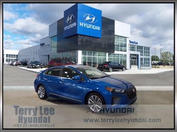 2017 Hyundai Ioniq Hybrid for sale in Noblesville, IN