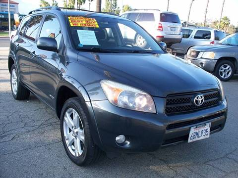 2007 Toyota RAV4 for sale in Ontario, CA