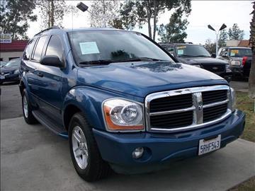 2005 Dodge Durango for sale in Ontario, CA