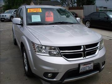 2012 Dodge Journey for sale in Ontario, CA