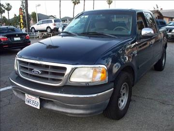 2002 Ford F-150 for sale in Ontario, CA
