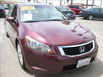 2009 Honda Accord for sale in Ontario, CA